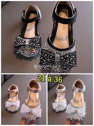 Chaussures des fillettes