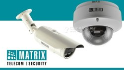 Caméra de surveillance Matrix