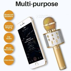 Microphone haut parleur enregistreur bluetooth