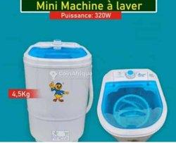 Machine à laver et moulinex