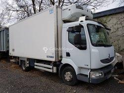 Camion frigorifique  - 8 tonnes