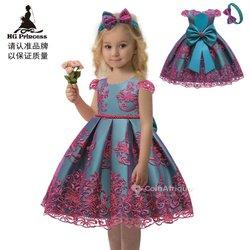 Robes princesse pour enfants