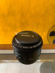 Objectif Canon 50mm 1.8
