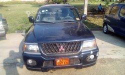 Mitsubishi Montero Sport 2005