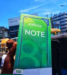 Infinix Note 8i  - 128go