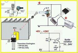 Installation d'amplificateur