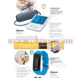 Tensiomètre - thermomètre