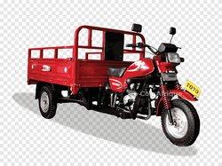 Transport de marchandises avec tricycle