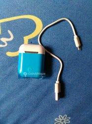 Boîte écouteurs bluetooth