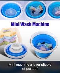 Mini machine à laver portatif