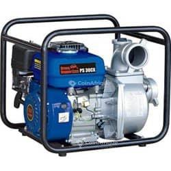 Motopompe essence d100 & d80