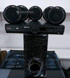 Home cinéma LG 300w.