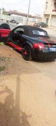 Audi TTS 2001