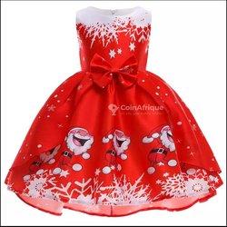 Robes enfants de Noël