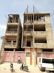 Vente Immeuble locatif R+3 - Akpakpa Suru Lere