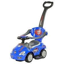 Pousse bébé - car toy