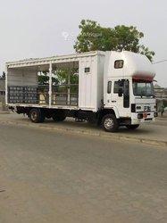 Location camion podium