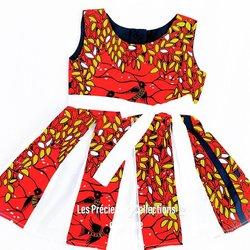 Robes enfant - Collections d'Afrique