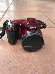 Appareil photo Nikon L810