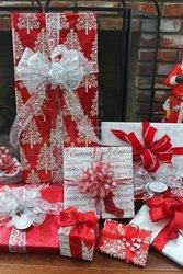 Confection de cadeaux - paniers