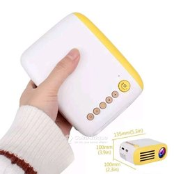 Mini projecteur vidéo LED hd Pro