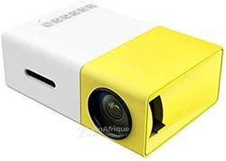 Mini projecteur vidéo LED hd professionnel