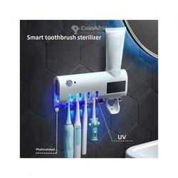 Distributeur de dentifrice lumineux