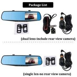 Rétroviseurs avec caméra de recul et avant pour véhicules