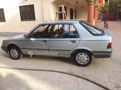 Peugeot 309 - Van Mercedes