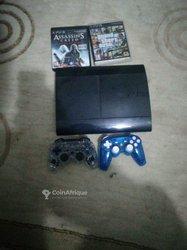 Console Playstation 3 Craquée
