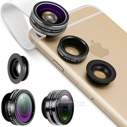 Objectif photo smartphones