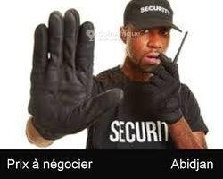 Offre d'emploi - agents de sécurité