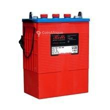 Batterie solaire 6V-250ah