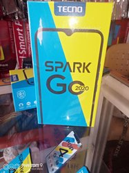 Tecno Spark Go