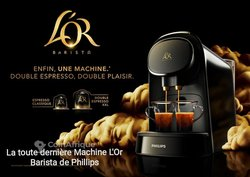 Machine à café l'Or Barista
