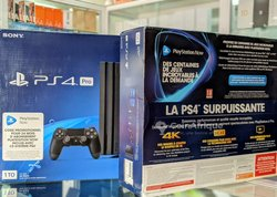 PS4 slim Pro - 1To