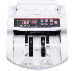 Compteur de billets avec détecteur automatique