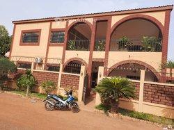 Vente villa duplex - Ouaga 2000 zone c