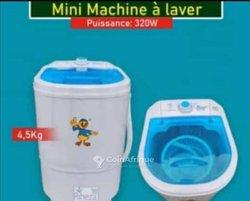 Machine à laver transportable