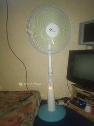 Ventilateur 12 volt rechargeable