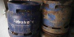 Bouteilles de gaz Petro-Ivoire B6