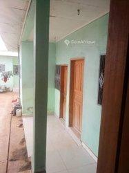 Location chambre 2 pièces - Yaoundé