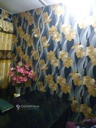 Décoration intérieure avec papier peint