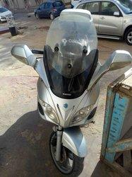 Service de déplacement en moto