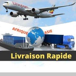 Service de livraison de colis - Asie vers Afrique