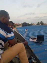 Technicien antenne parabolique et électricien