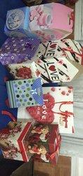 Cartons pour emballage cadeau