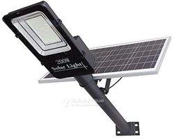 Lampadaire solaire de 200w