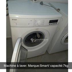 Machines à laver et sécher Smart - Nasco