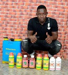 Semences - Produits agricoles - Herbicides